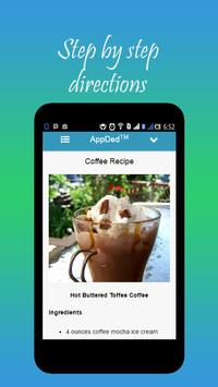 Coffee Recipe screenshot 7