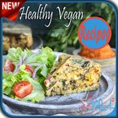 Healthy Vegan Recipes icon
