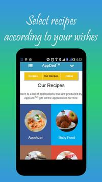 Healthy Vegan Recipes apk screenshot