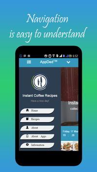 Instant Coffee Recipes screenshot 19
