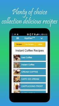 Instant Coffee Recipes screenshot 4
