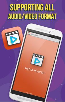 Music app poster