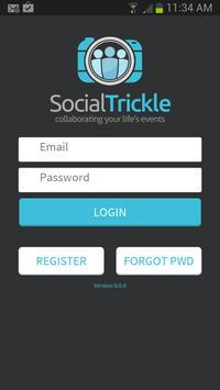 SocialTrickle poster