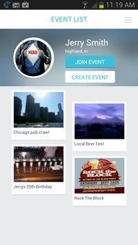 SocialTrickle apk screenshot