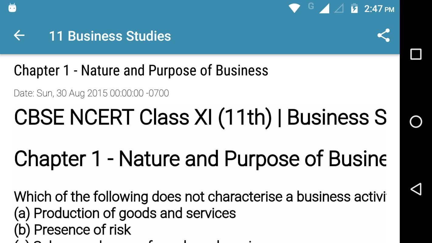 Class 11 business studies ncert descarga apk gratis educacin class 11 business studies ncert captura de pantalla de la apk malvernweather Gallery