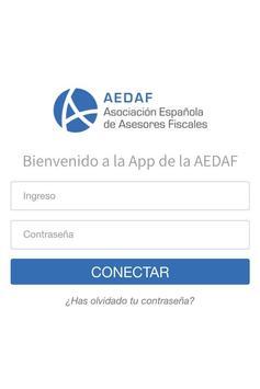 AEDAF poster