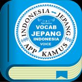 VOCAB JAPAN-INDONESIA - FREE icon