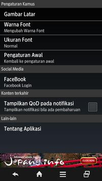 VOCAB JAPAN-INDONESIA - FREE screenshot 3