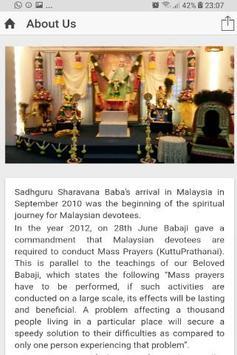 Om Sharavana Bhava: Malaysia screenshot 2