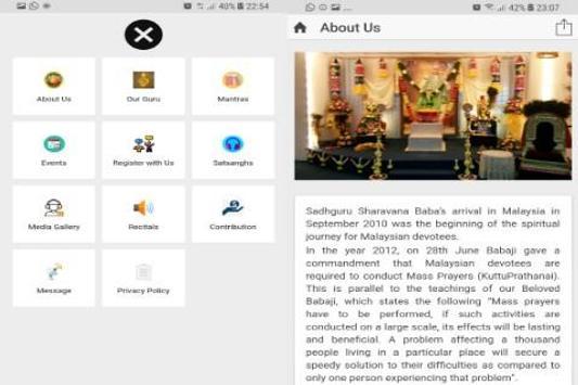 Om Sharavana Bhava: Malaysia screenshot 3