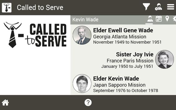 Called to Serve screenshot 9