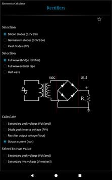 Electronics Calculator 截圖 11