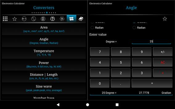 Electronics Calculator 截图 13