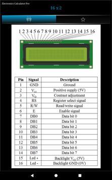Electronics Calculator Pro syot layar 15