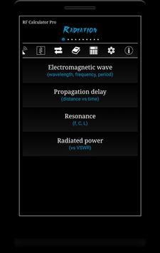 RF Calculator Pro poster
