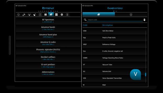RF Calculator Pro screenshot 7