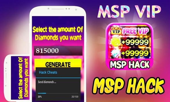 Cheats MSP VIP New prank for Android - APK Download