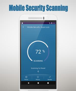 Mobile Security: AppLock screenshot 2