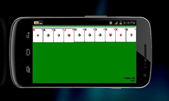 Ultimate Solitaire apk screenshot