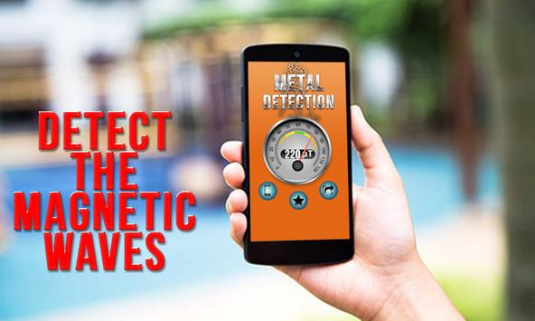 Real Metal Detector – Sniffer Body Scanner HD screenshot 5