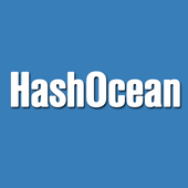 HashOcean - Bitcoin Mining icon