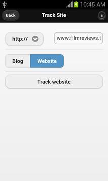 Keep Up: Blog Update Alerts apk screenshot