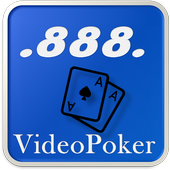 The 888 Video Poker icon
