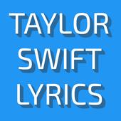 Lyrics of Taylor Swift icon