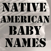 Native American Baby Names icon