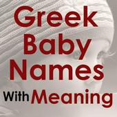 Greek Baby Names icon