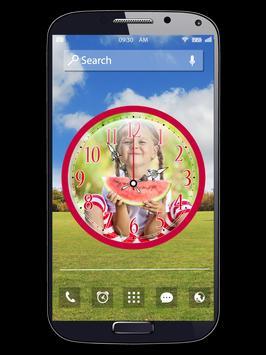 Baby Clock Live Wallpapers apk screenshot