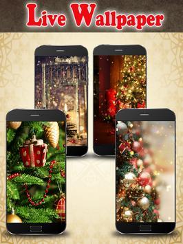 Christmas Live Wallpaper apk screenshot