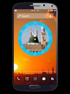 Islam Clock Live Wallpapers apk screenshot
