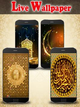 Islamic Live Wallpapers poster