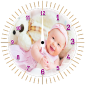 Kids Clock Live Wallpapers icon