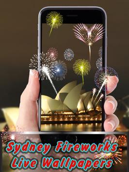 SydneyFireworks LiveWallpapers poster