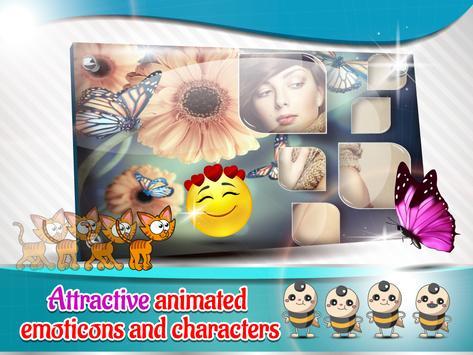 3D Nature Photo Frames apk screenshot