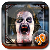 3D Zombie Photo Frames icon