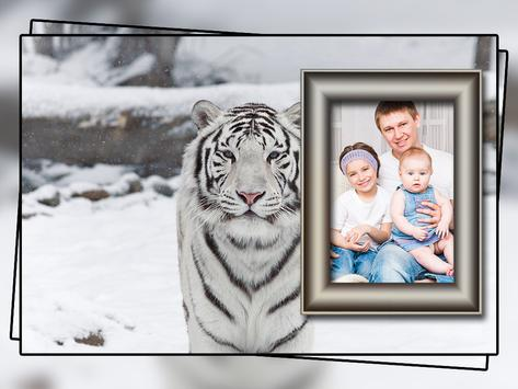 Tiger Photo Frames – Single APK Download - Free Photography APP for ...