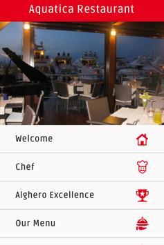 Aquatica Restaurant screenshot 1