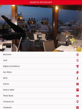Aquatica Restaurant screenshot 8