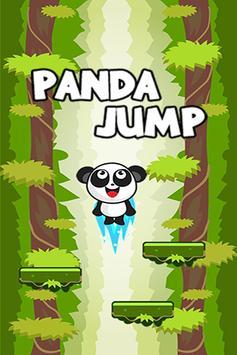 panda jump hero poster