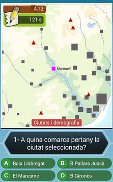 Catalunya Comarques Geografia screenshot 3
