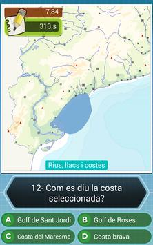 Catalunya Comarques Geografia screenshot 14