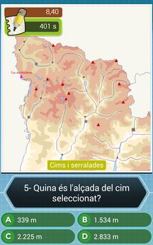 Catalunya Comarques Geografia screenshot 15