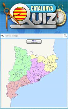 Catalunya Comarques Geografia screenshot 1