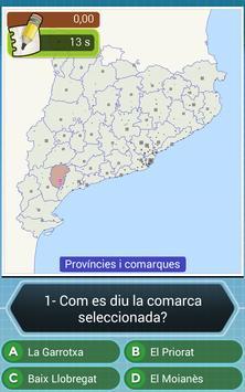 Catalunya Comarques Geografia screenshot 21
