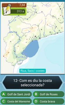 Catalunya Comarques Geografia screenshot 7