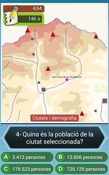 Catalunya Comarques Geografia screenshot 4