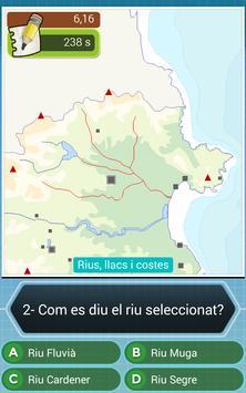 Catalunya Comarques Geografia screenshot 6